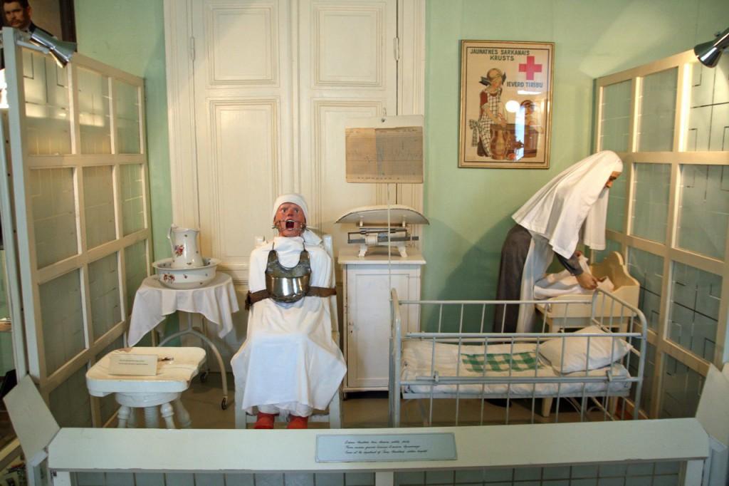 IMG_6504-уголок детской больницы Джеймса Армитстеда